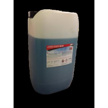 Антифриз концентрат синій  G11 -80С, 25кг